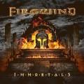 CDFirewind / Immortals / Digibook