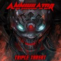 CD/BRDAnnihilator / Triple Threat / Blu-Ray+2CD