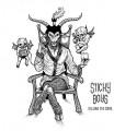 CDSticky Boys / Caling The Devil