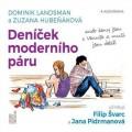 CDLandsman/Hubeňáková / Deníček moderního páru / MP3