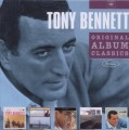 5CDBennett Tony / Original Album Classics / 5CD