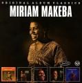 5CDMakeba Miriam / Original Album Classics / 5CD