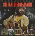 5CDDiestelmann Stefan / Original Album Classics / 5CD