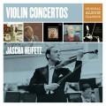 5CDHeifetz Jascha / Violin Concertos / Original Album Classics / 5CD