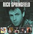 5CDSpringfield Rick / Original Album Classics / 5CD