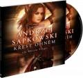 CDSapkowski Andrzej / Zaklínač:Křest ohněm / MP3