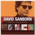 5CDSANBORN DAVID / Original Album Series / 5CD