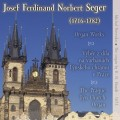 CDSeger Josef Ferdinand Norbert / Organ Works