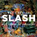 CDSlash / World On Fire / CD+T-Shirt / S