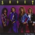 LPShout / In Your Face / Vinyl