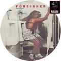 LPForeigner / Head Games / Vinyl / Picture