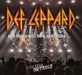 3CDDef Leppard / And There Will Be A Next / 2CD+DVD / Digipack