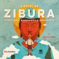 2CDZibura Ladislav / Pěšky mezi buddhisty a komunisty / MP3 / 2CD