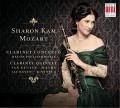 CDKam Sharon / Mozart / Clarinet Concerto