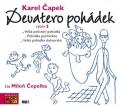 CDČapek Karel / Devatero pohádek / Miloň Čepelka / Mp3