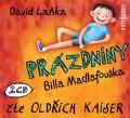 2CDLaňka David / Prázdniny Billa Madlafouska / Oldřich Kaiser / 2CD