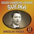 2CDHašek Jaroslav / Osudy dobrého vojáka Švejka / 2CD / MP3