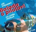 2CDStránský Jiří / Balada o pilotovi / Munzar L. / 2CD