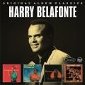 5CDBelafonte Harry / Original ALbum Classics / 5CD