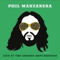 CDManzanera Phil / Live At the Curious Arts Festival