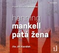 2CDMankell Henning / Pátá žena / 2CD / MP3