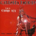 2CDUriah Heep / Live In Europe 1979 / 2CD