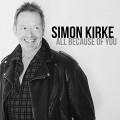 CDKirke Simon / All Because of You / Digipack