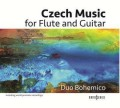 CDNovák/Pelikán/Delanoff / Duo Bohemico / Czech Music For Flute An