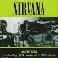 LPNirvana / Aneurysm / Live San Diego 1994 / FM Broadcast / Vinyl