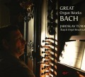 3CDBach J.S. / Great Organ Works / Tůma J. / 3CD / Digipack