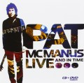 CD/DVDMcManus Pat / Live & In Time / CD+DVD