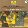 2CDMahler / Symphonies No.7 / Abbado