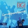 CDrozhlasový Big Band Gustava Broma / Correspondance