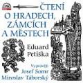 2CDPetiška Eduard / Čtení o hradech,zámcích a městech / 2CD