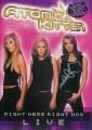 DVDAtomic Kitten / Right Here Riqht Now Live