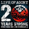 LPLife Of Agony / 20 Years Strong / River Runs Red:Live / Vinyl