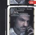 CDBárta Jiří / Cello Concertos / Martinů / Foerster / Novák