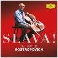 3CDRostropovich Mstislav / Art Of Rostropovich / 3CD