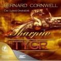 CDCornwell Bernard / Sharpův tygr / Mp3