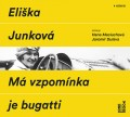 CDJunková Eliška / Má vzpomínka je bugatti / MP3