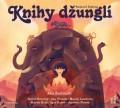 CDKipling Rudyard / Knihy džunglí / MP3
