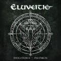 2LPEluveitie / Evocation II.-Pantheon / Vinyl / 2LP / Clear