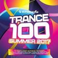 4CDVarious / Trance 100 / Summer 2017 / 4CD
