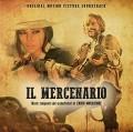 LPOST / Il Mercenario / Žoldnéř / Ennio Moricone / Vinyl / Limited Gold