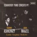 LPTchaikovsky / Piano Concerto No1 / Ashkenazy / Maazel / Vinyl