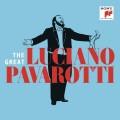 3CDPavarotti Luciano / Great Luciano Pavarotti / 3CD