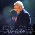 CD/DVDJones Tom / Live On Soundstage / CD+DVD / Digipack