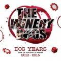 Blu-RayWinery Dogs / Dog Years Live In Santiago / Blu-Ray / BRD+DVD+3