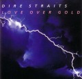 CDDire Straits / Love Over Gold
