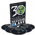 DVDVarious / 30 Years Of Nuclear Blast / DVD+4CD